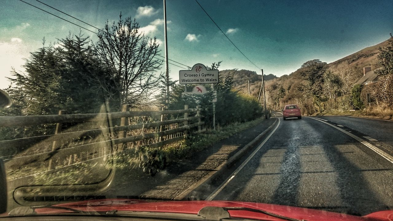 Windshield The Way Forward Transportation Powys Welcome To Wales Powys Welcomes You Wales Wales❤ Wales You Beauty Old But Awesome Car Land Vehicle Mode Of Transport Way Home Drive Time Wales UK