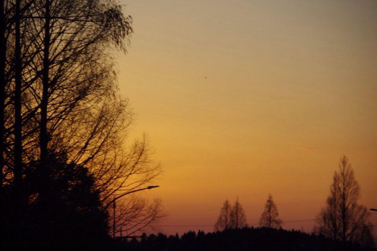 おつかれさま。 Pentax K-3 夕暮れ時 Twilight おつかれさま Sunset Afterglow