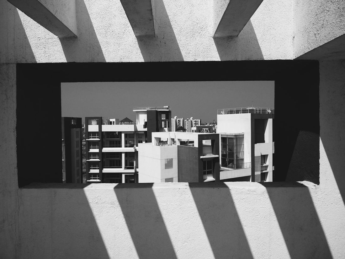Built Structure No People Architecture Day Concrete Concrete Blocks Concretejungle Concrete Buildings Concretedesign Playingwithshadows Monochrome Monochromatic Monochrome World Monochrome Landscape