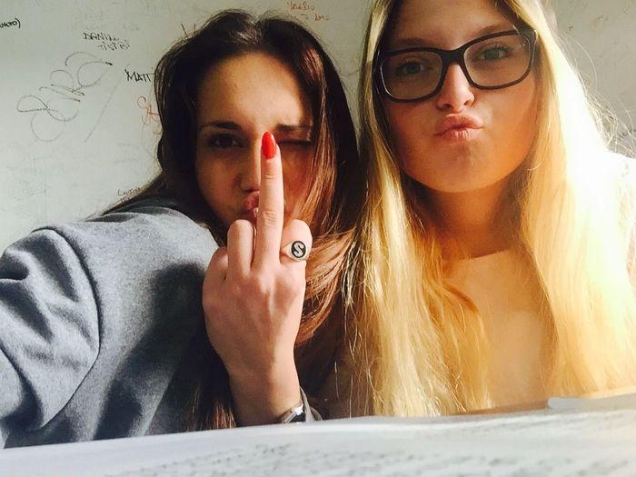 Boring At School