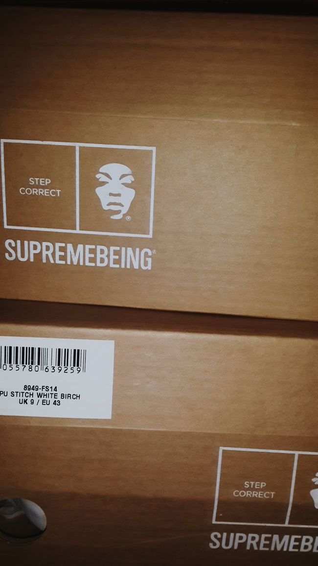 Step Correct Supremebeing