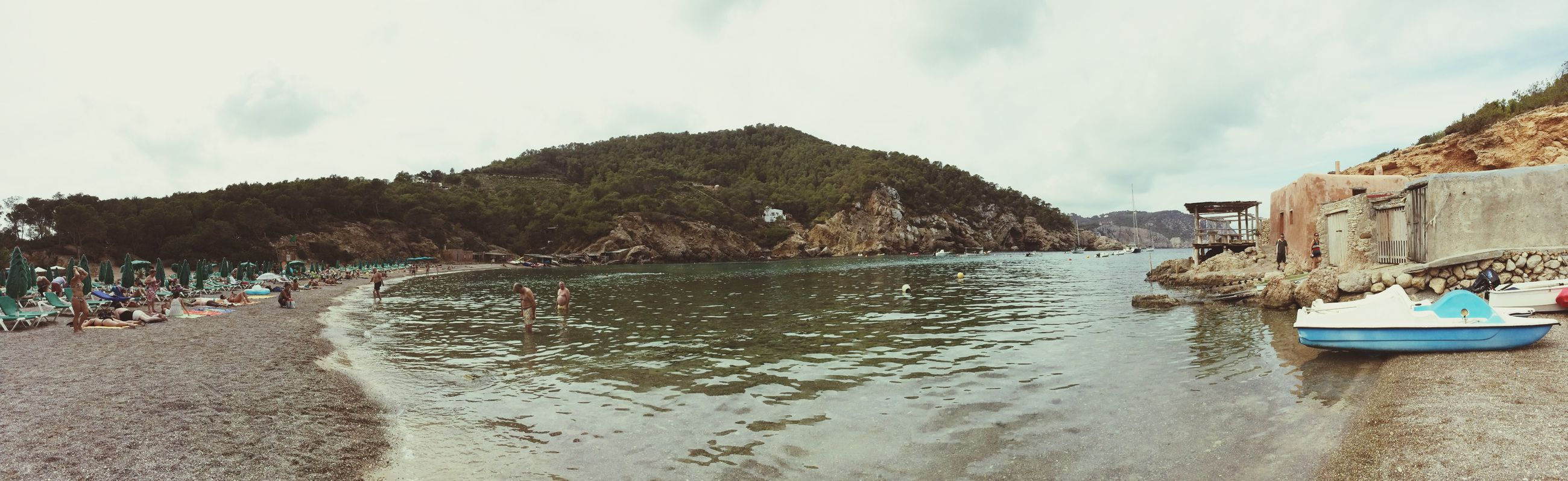 Panoramic Panoramic Photography Panorámica Life Is A Beach Enjoying The Sun Nature Beach
