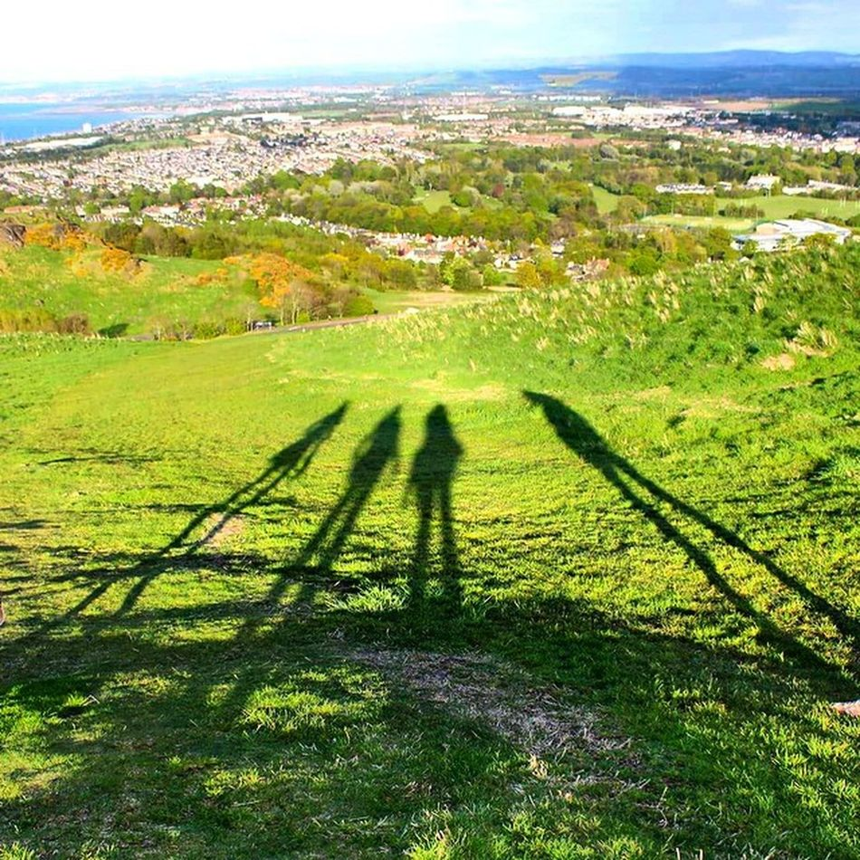 Friends Nature Sky Beauty Landscape Family Shadows Holiday Travel Climb Fromwhereistand Grass Scotland Edinburgh Hill Greenery Postcardsfromtheworld Arthursseat Ig_britishisles Ukpotd Iwanttobeinvaded Ig_scot Thisisedinburgh Edinphoto Ig_edinburgh Love_britain Ig_united_kingdom Fwisfeed