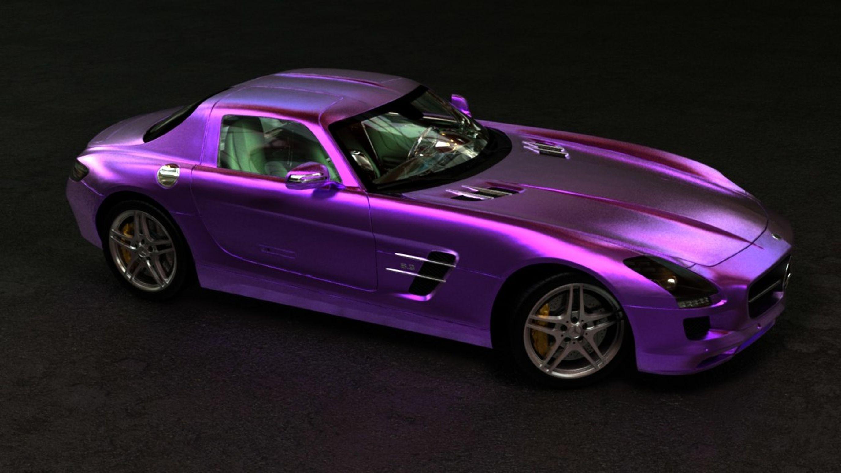 Art Car 3D Picture