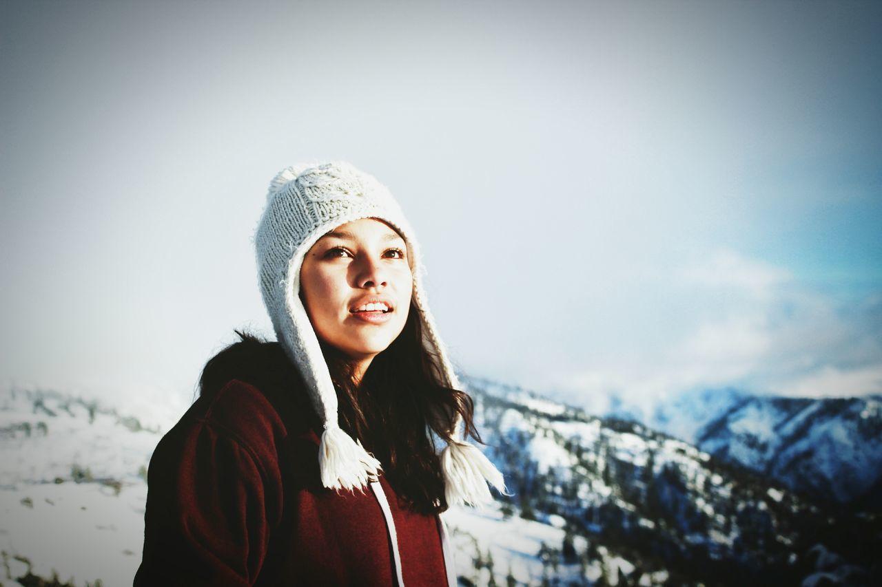Beautiful stock photos of iceland, 14-15 Years, Horizontal Image, Teenage Girls, casual clothing