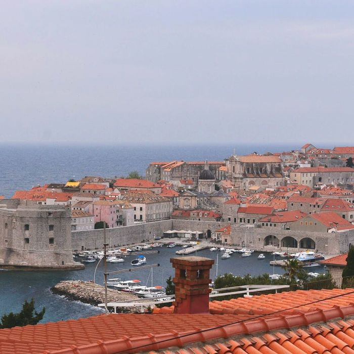 Looking at Oldtown dubrovnik from Ploce, what a beautiful place.