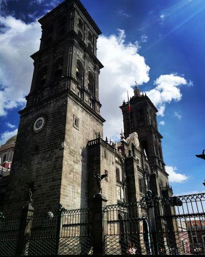 Pipope Church Puebla, México. Niceday