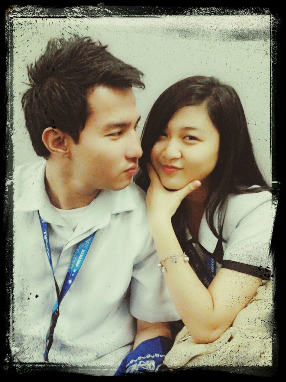 you know,,, all i want in my life is you, ... with you I can be everything I want to be Loveydovey <3