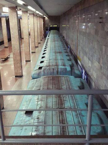 метрополитен Ташкент поезд