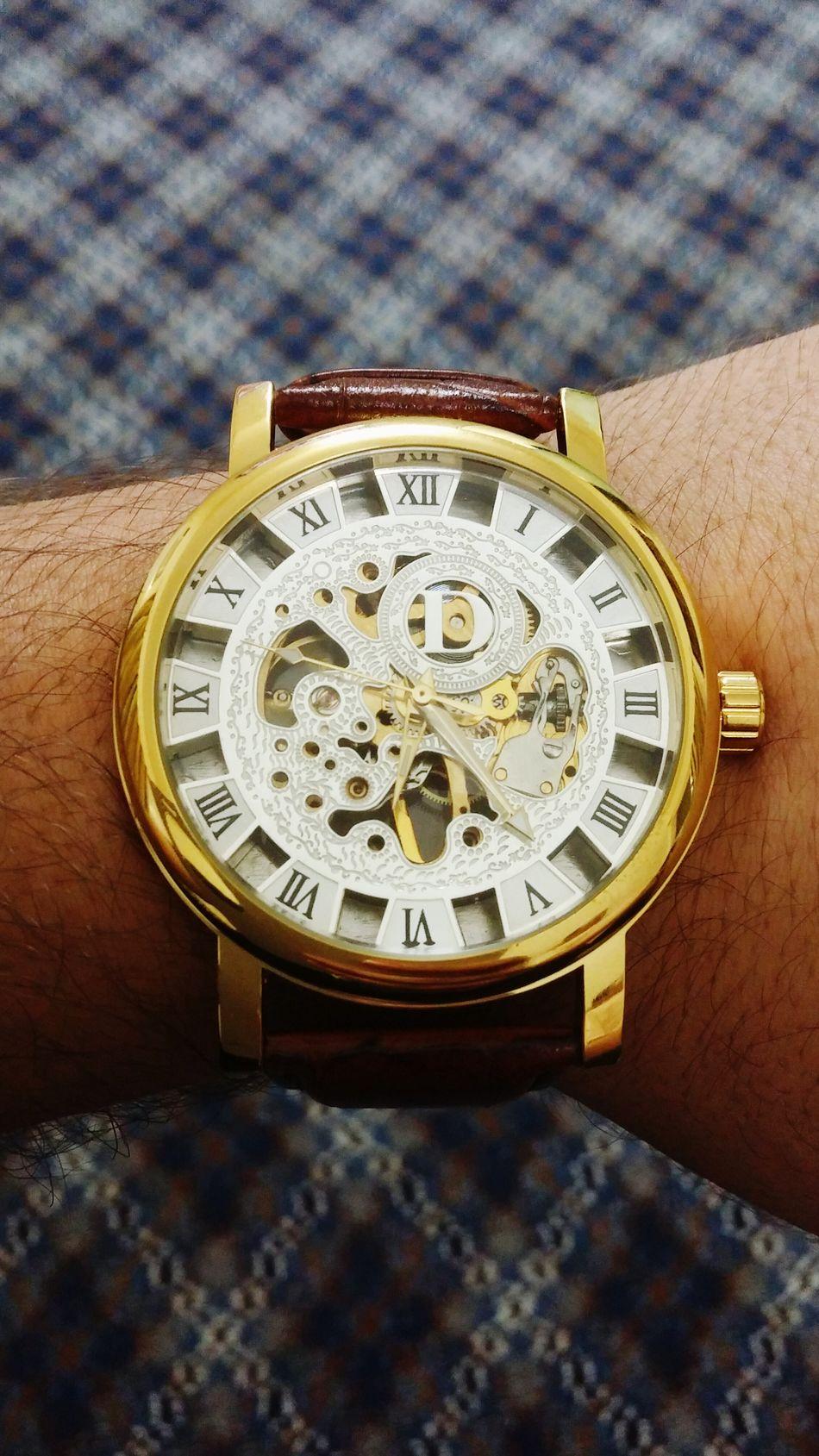Dapper ❤❤❤❤❤❤ Eyeemphotography Watch Luxury Watches I Love Watches! Love Watches DapperTime Lovewatches