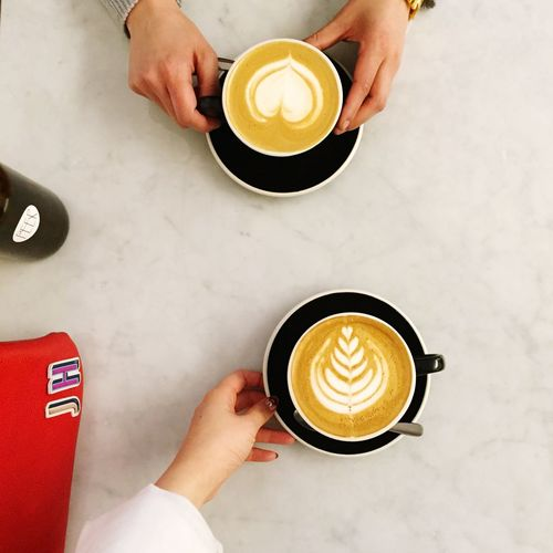 Coffee On The Table Coffee ☕ Peercoffee