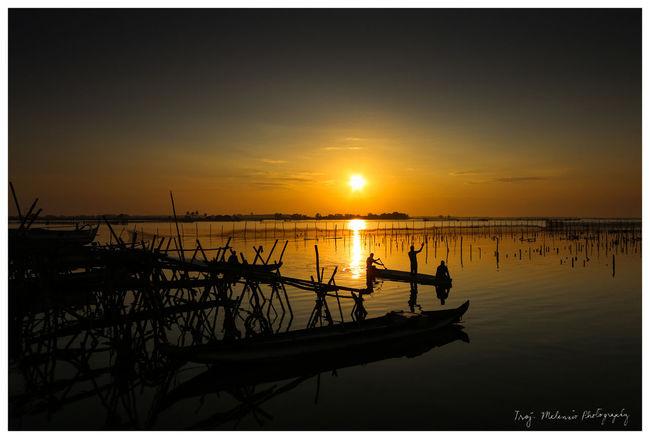 Pamarawan Island sunrise Eyeem Philippines Nature Photography Naturelovers Malolos Sunrise Sunrise_sunsets_aroundworld Sunrise_Collection Canon 70d