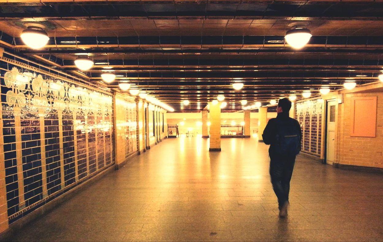 Notes From The Underground Public Transportation Taking Photos
