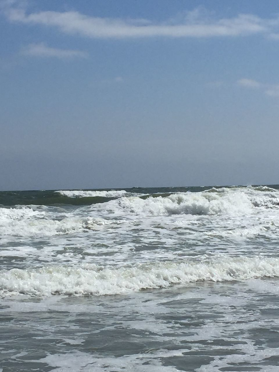 sea, nature, wave, beauty in nature, water, sky, no people, tranquility, scenery, outdoors, scenics, horizon over water, day, clear sky
