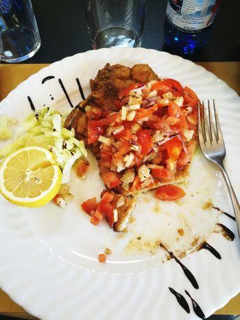 Eat me Steak Milanese Food Eating Food And Drink Italian Food Cooking Yum Food Photography