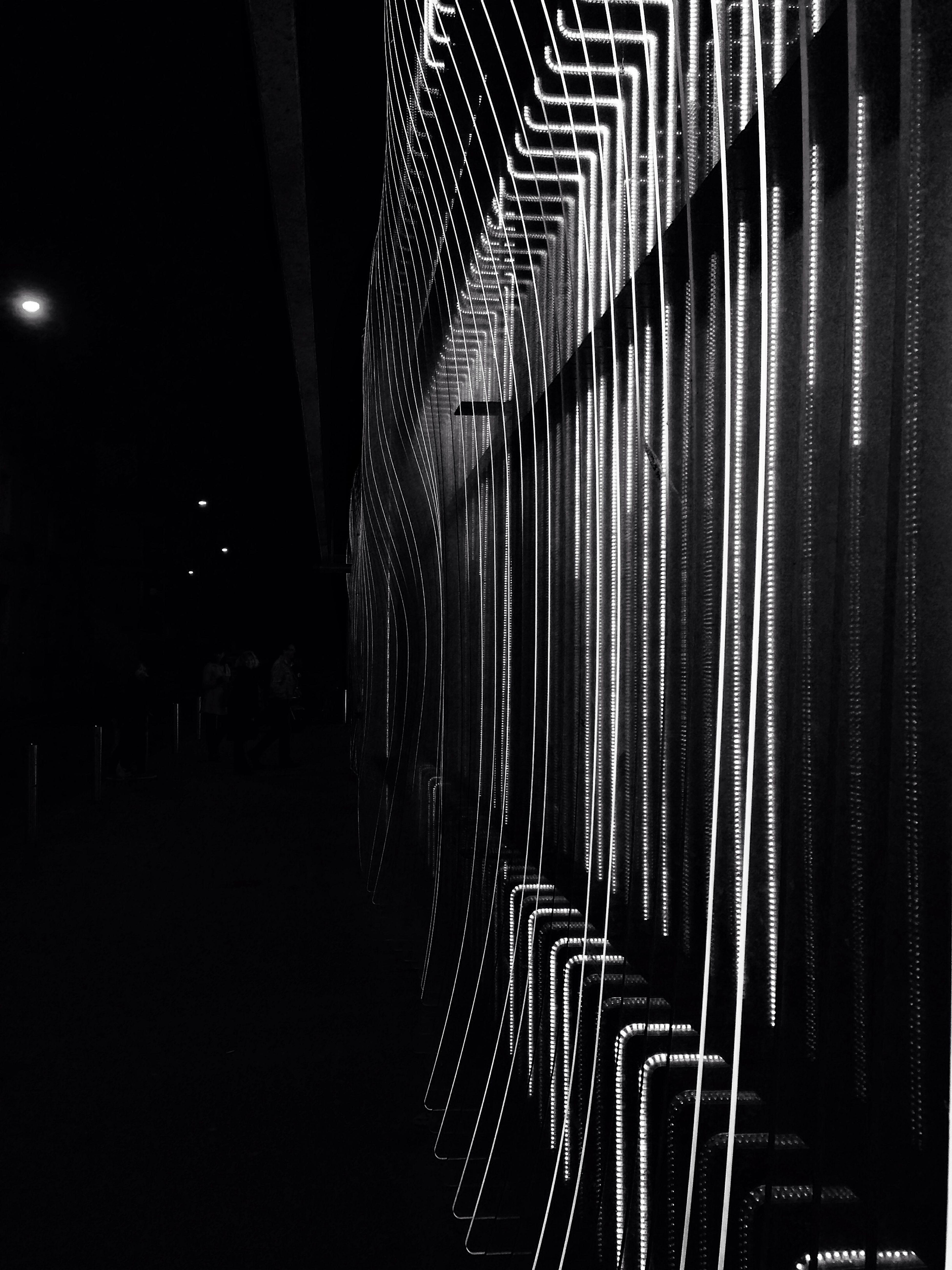 La Nuit Des Musées Blackandwhite Urbanexploration