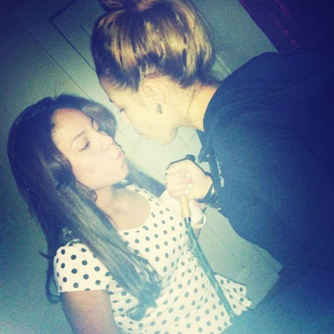 Dani and sissy