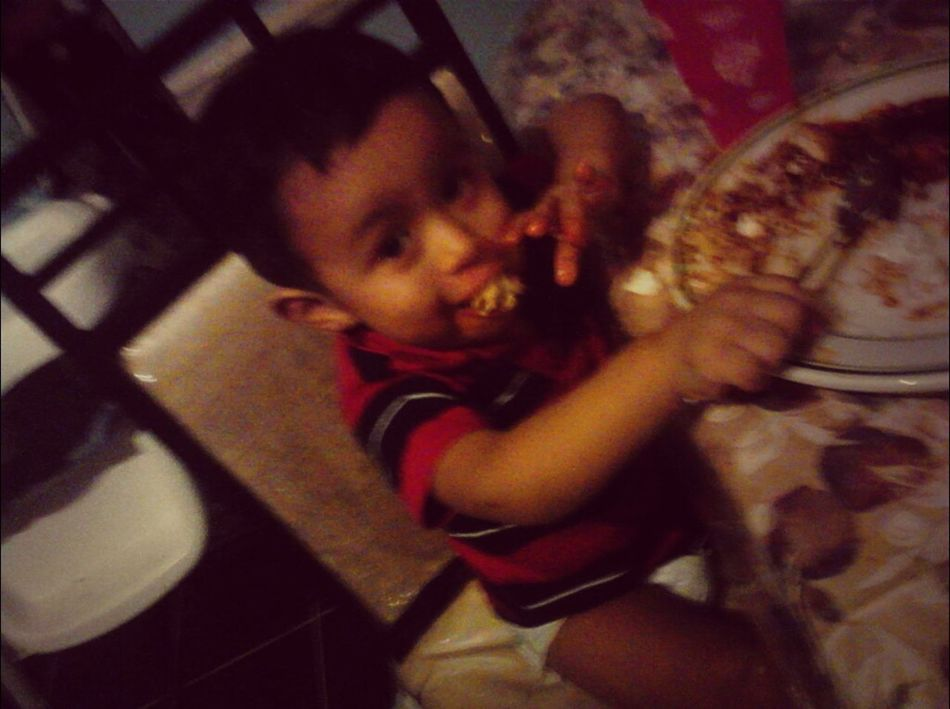 My Baby Eating Mole!