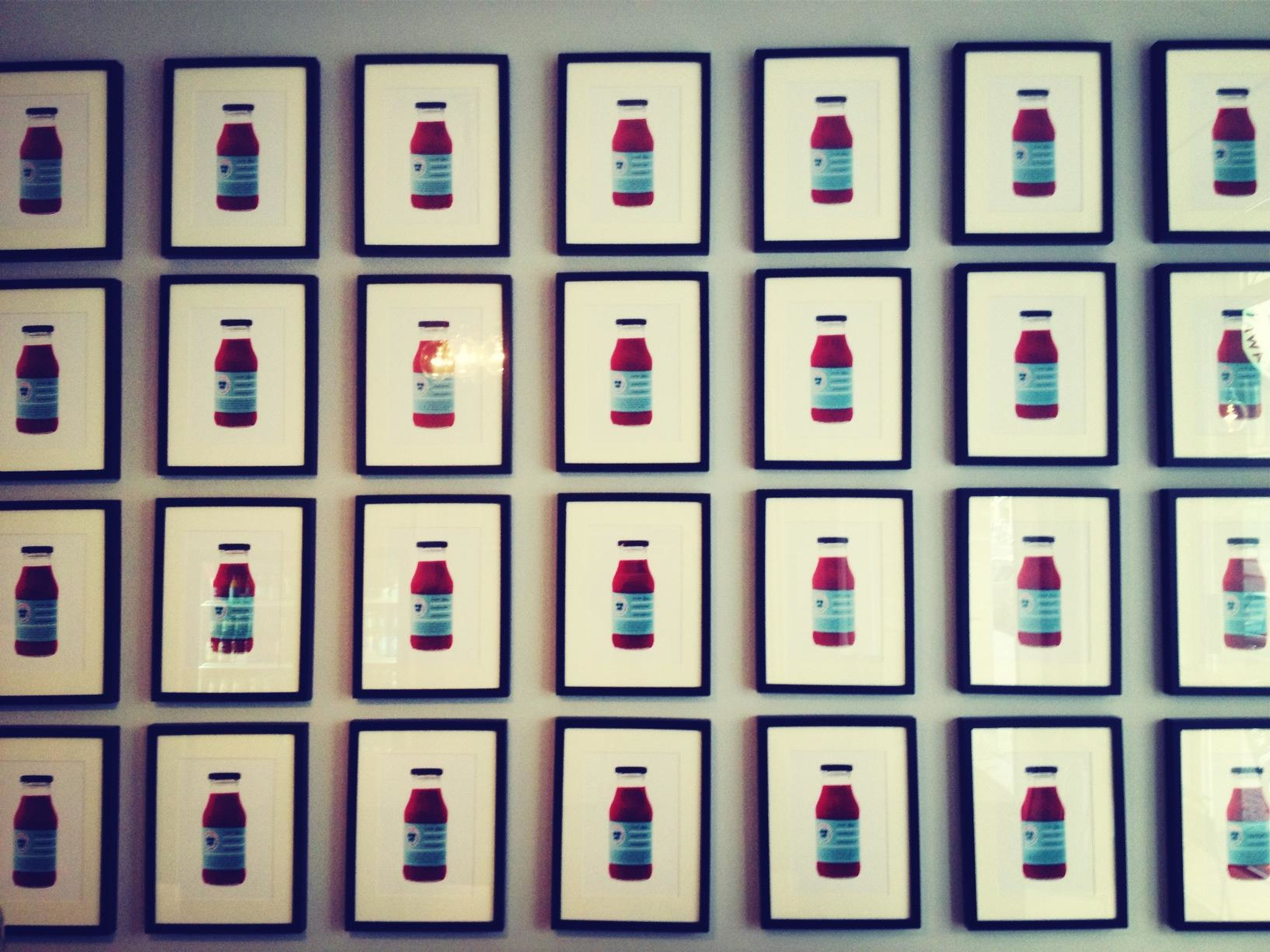 full frame, backgrounds, indoors, in a row, repetition, large group of objects, multi colored, order, side by side, variation, abundance, arrangement, pattern, communication, close-up, blue, number, no people, text, still life