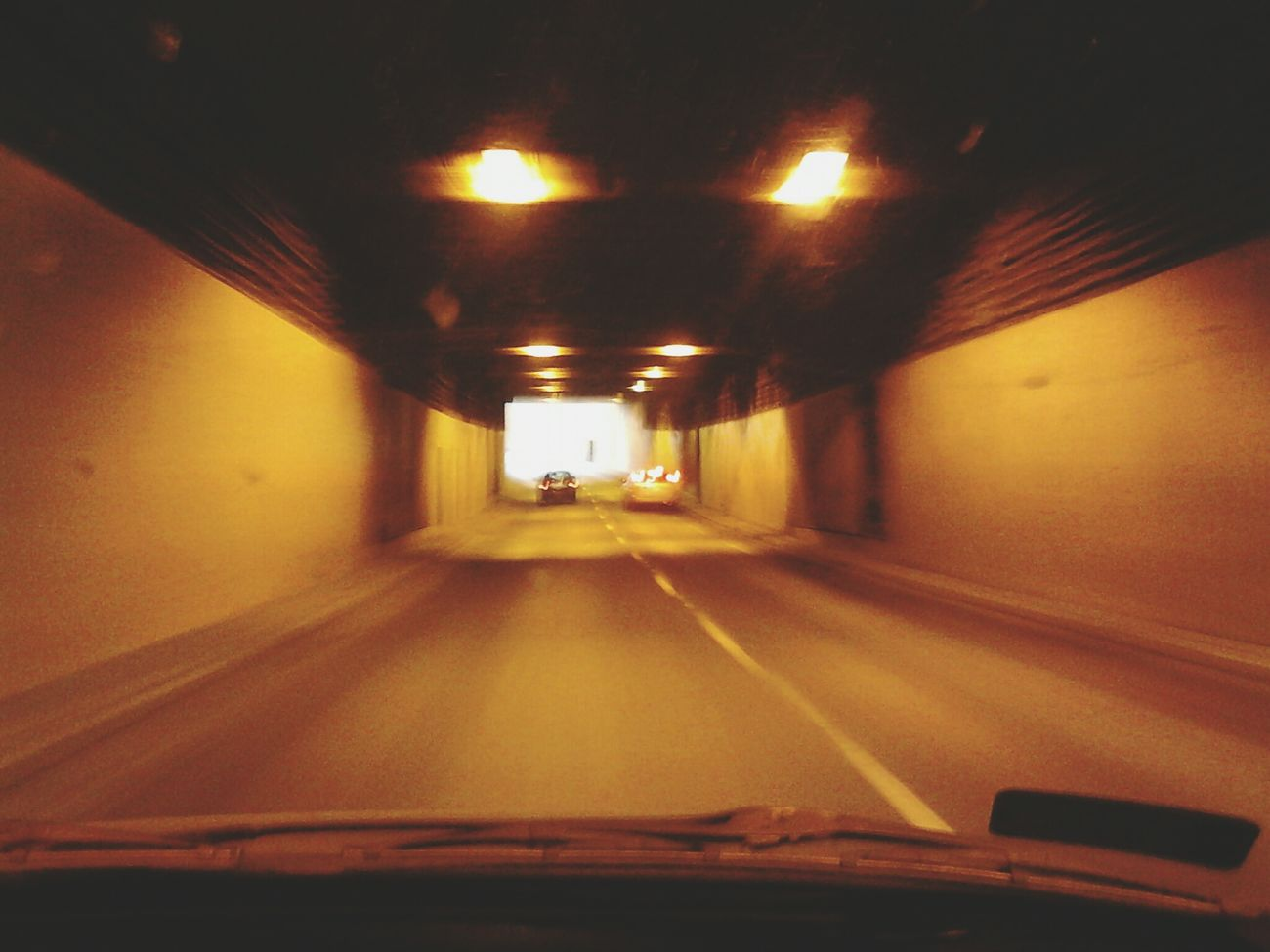 Travel Traveling Newobsession Car Tunel Light Night