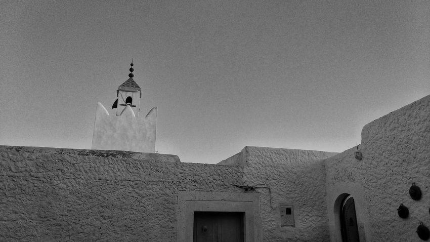 Iwillvisittunisia Takrouna Blackandwhite Built Structure Tunisia❤ Carthagina Eyeemtunisia HelloTunisia Black&white ACPT