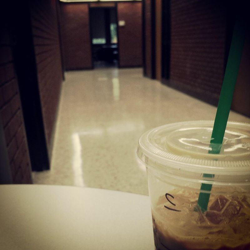 Why does class need to start at 8. College Allnighters Starbucks English