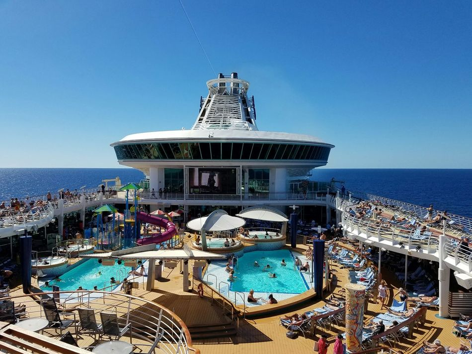 Adventure Of The Seas Royal Caribbean Cruise Tourism Sky Vacations Water Outdoors Cruise Ship Cruise Caribbean Sea Caribbean