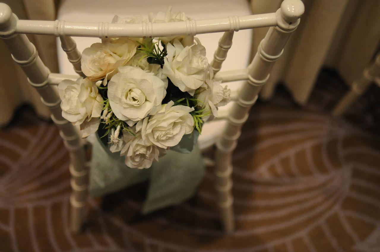 wedding, flower, bride, bouquet, rose - flower, life events, celebration, indoors, wedding ceremony, wedding dress, ceremony, close-up, bridegroom, flower head, day, freshness