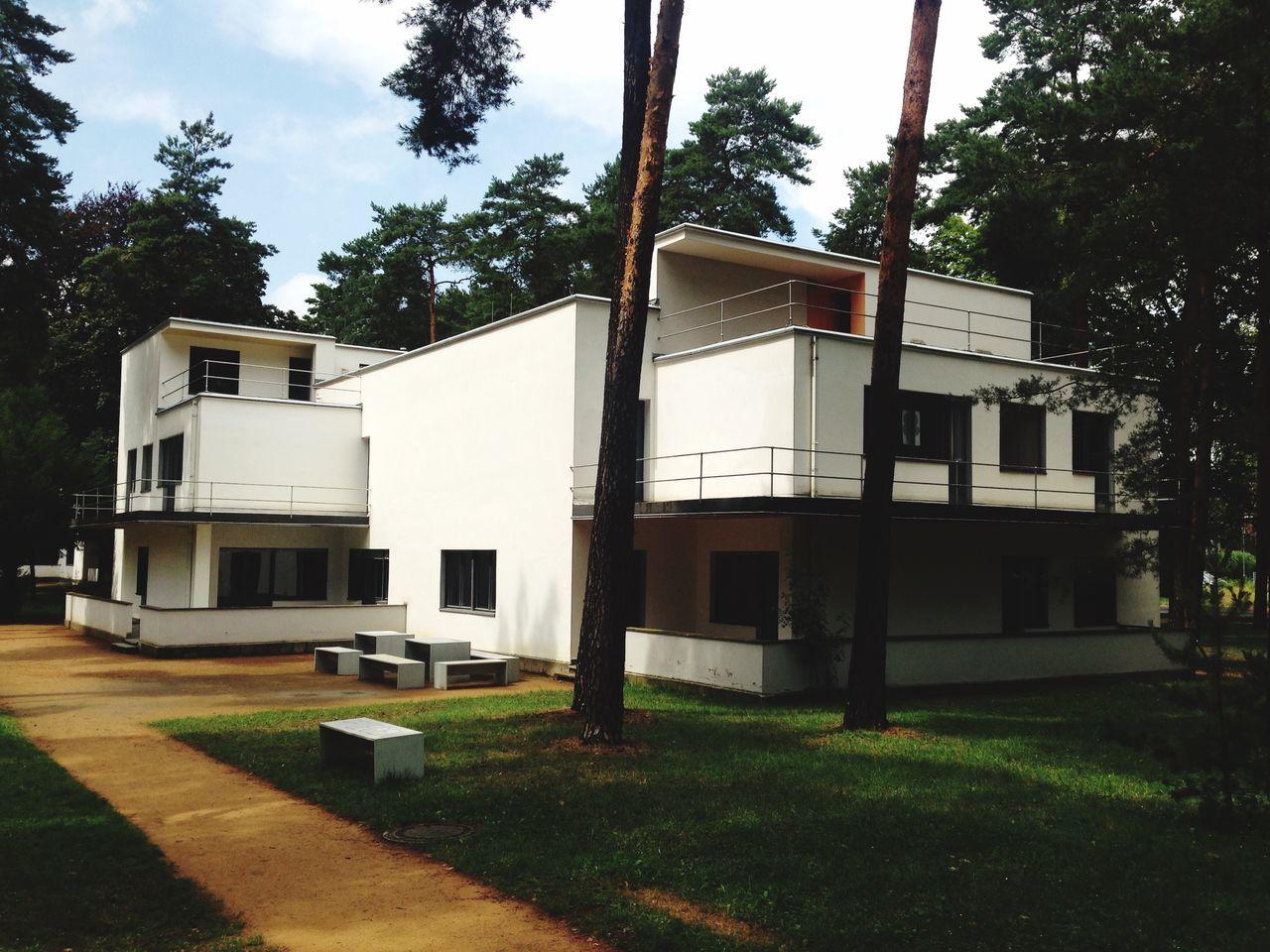 Kadinsky Klee Houses