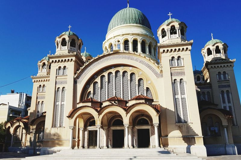 cathedral Architecture Travel Destinations Religion Built Structure History Place Of Worship Dome Spirituality
