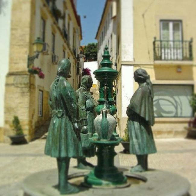 Abrantes Portugal Oldie