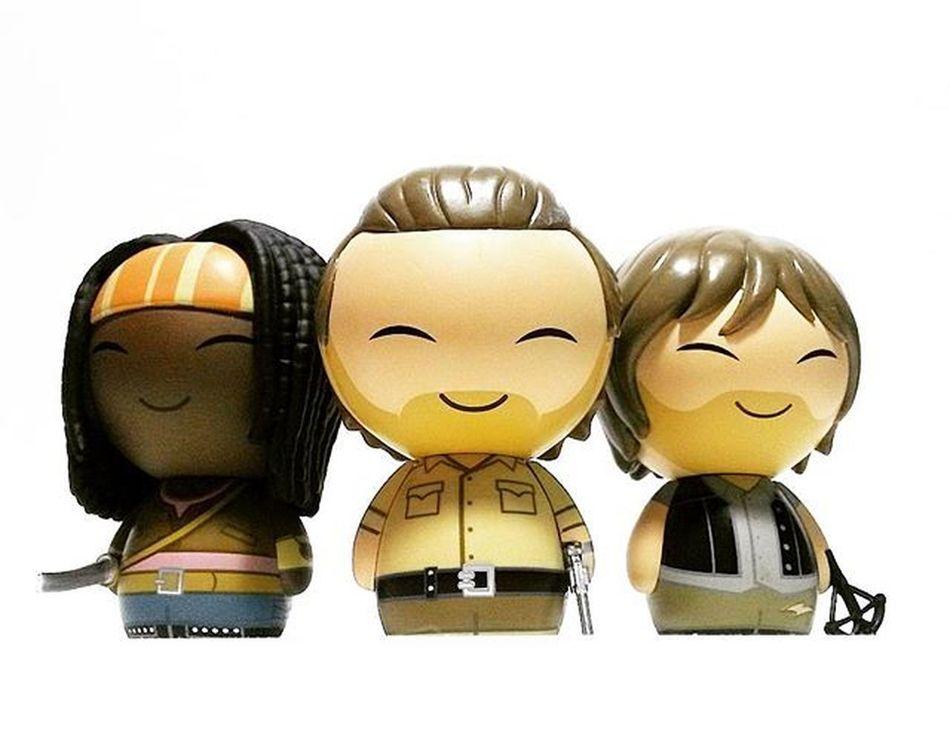 The Walking Dead Dorbz. Funko Dorbz The Walking Dead RICK GRIMES Michonne Daryl Dixon