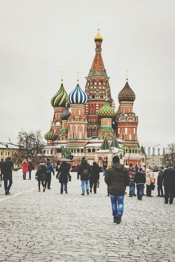 St Basil's Cathedral Moscow Russia Architecture Streetphotography Streetphoto_color Cathedral Huffpostgram Natgeotravel Travel Photography Nikon Share Your Adventure