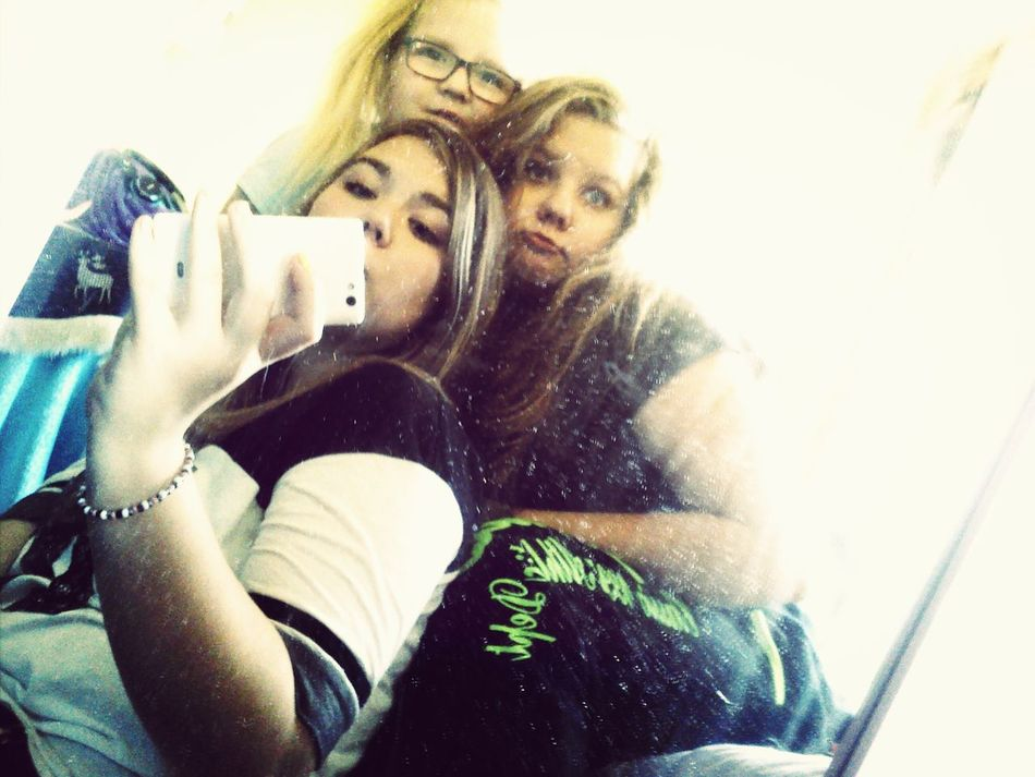 Family photo <3 we are crazy and we love it:) Be Crazy, Be Happy!!  Girls Me And Family Cousins