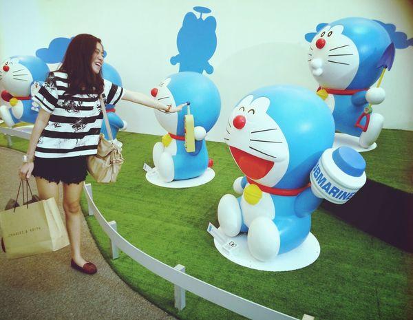 Doraemon100expo Johor Bahru