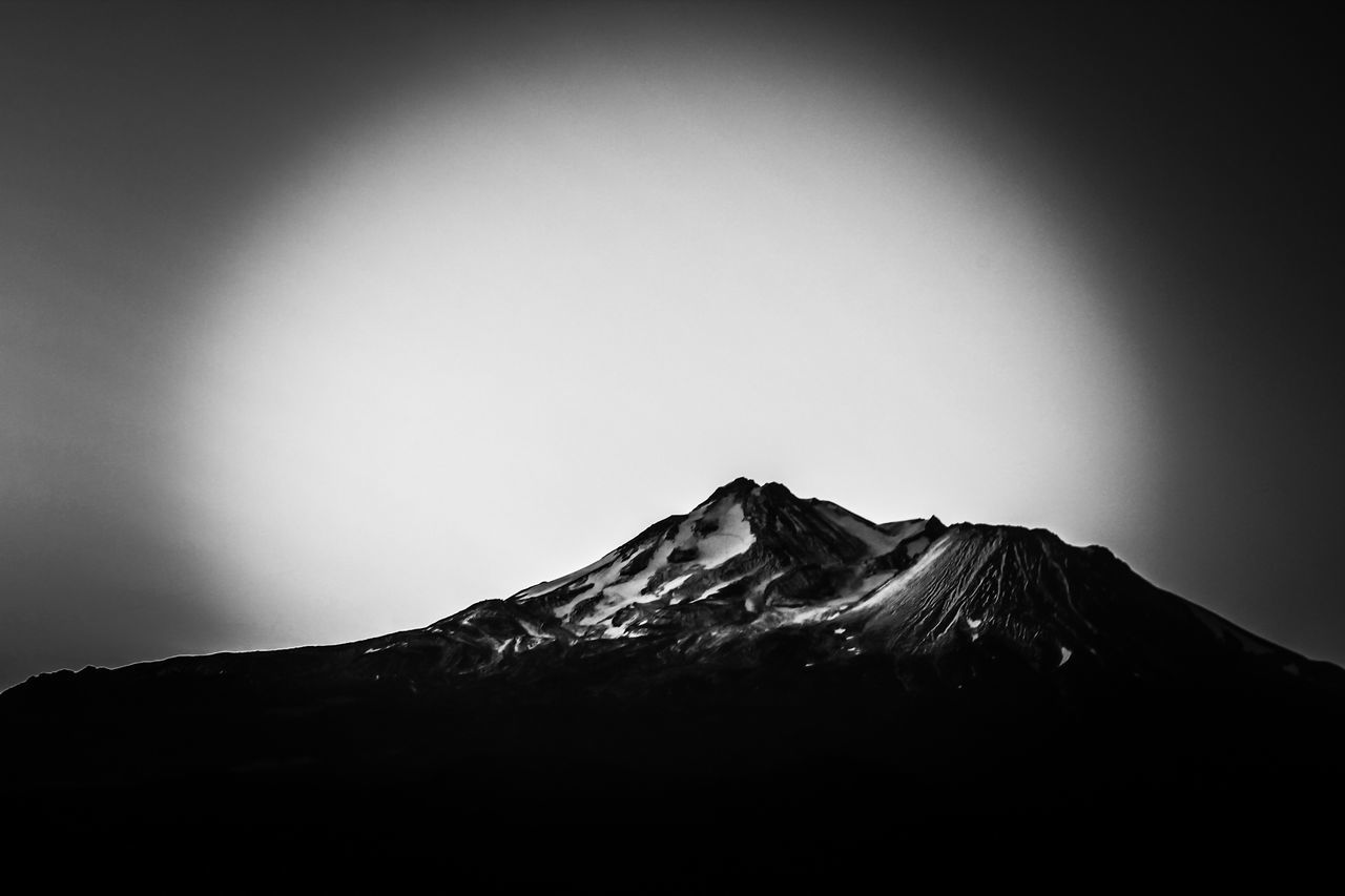 Mount Shasta, California Mountains Pinhole Photography Lake Shastina C.a Blackandwhite Photography Diamond Mafia Photography Monochrome Photography