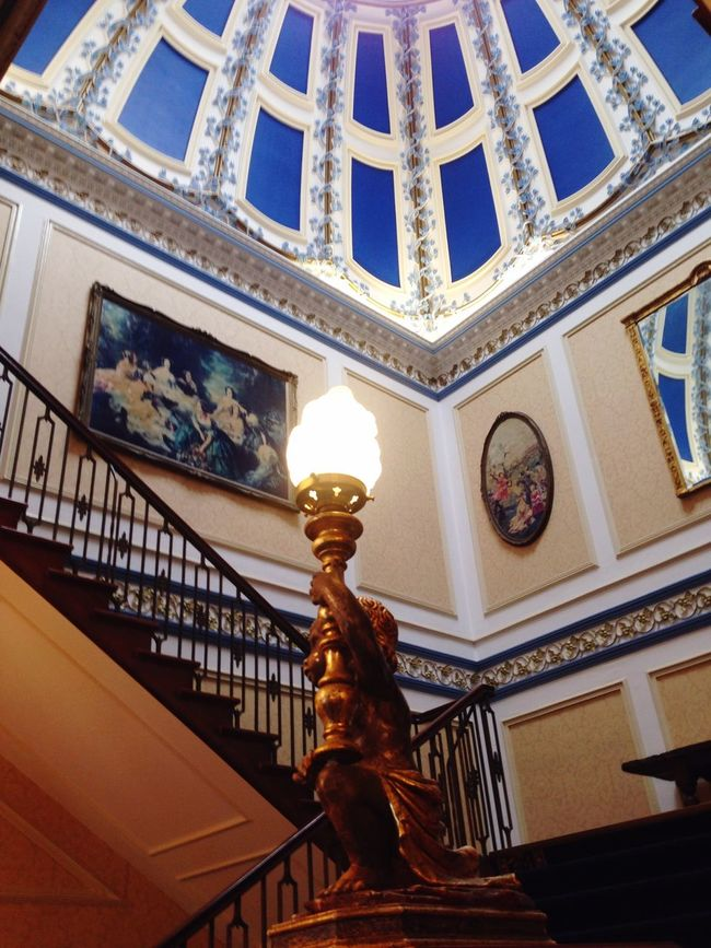 Historical Sights Now that's what I call a staircase!