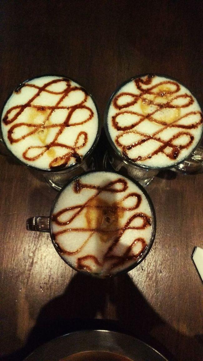 Coffee Coffee And Cigarettes Drinking A Latte Mocha São Paulo City Brazil