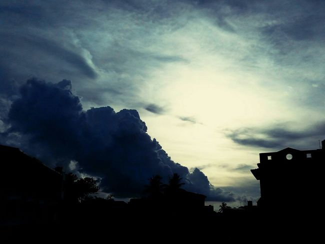 Clouds ON the sky Nature On Your Doorstep Naturelovers Nature_collection Hidden Beauty Skylovers Sky And Clouds Taking Photos Sky Nature