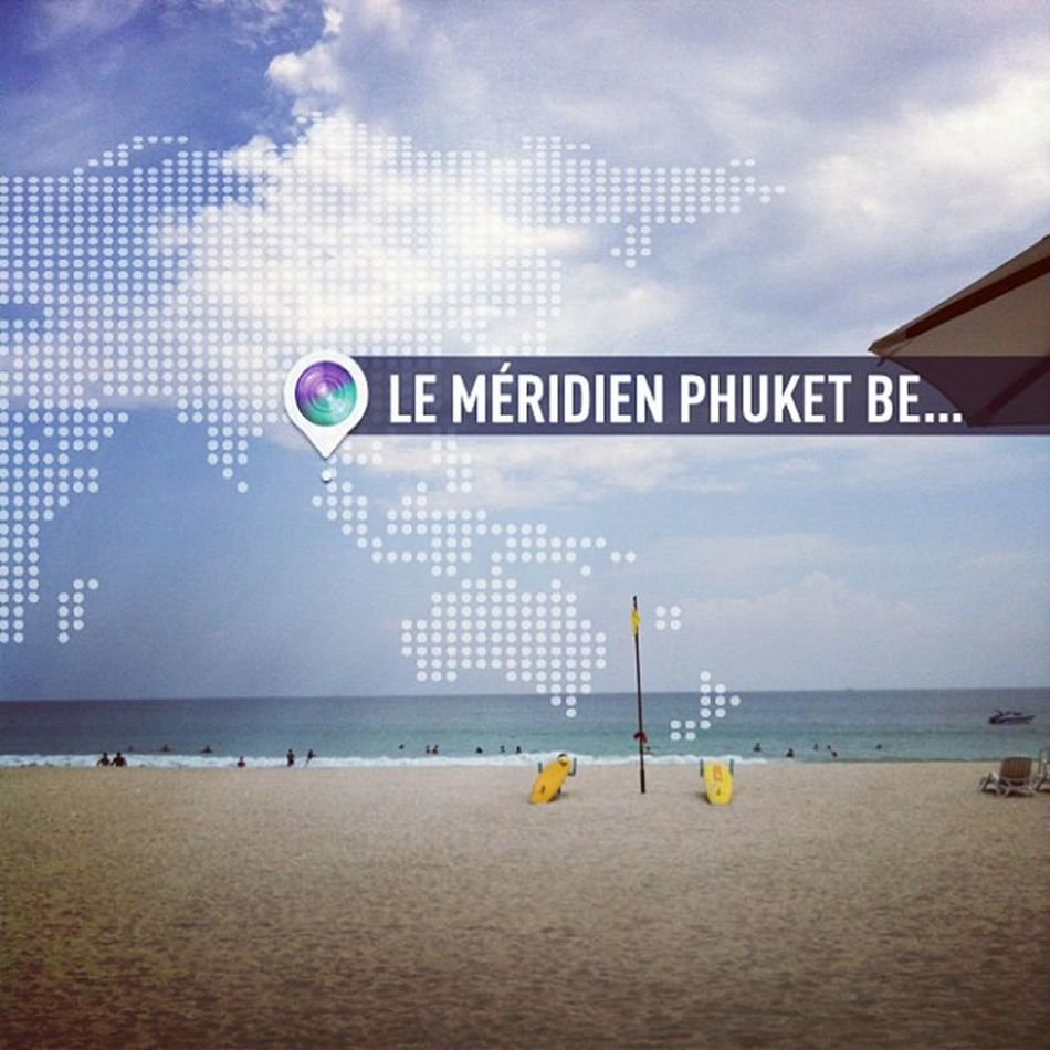InstaPlace Instaplaceapp Instagood Travelgram Photooftheday Instamood Picoftheday Instadaily Photo Instacool Instapic Picture Pic @instaplacemobi Place Earth World Thailand Th อเมืองภูเก็ต Leméridienphuketbeachresort Street Day