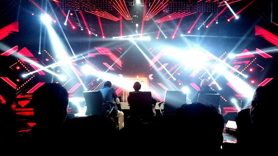 Watching X-Factor Indonesia LIVE! Xfactor Xfactorindonesia Internship