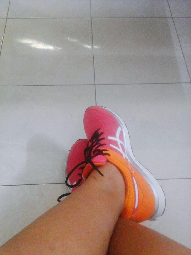 my shoes Enjoying Life