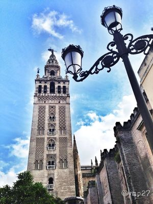 Giralda in SEVILLA by Vicente Munoz