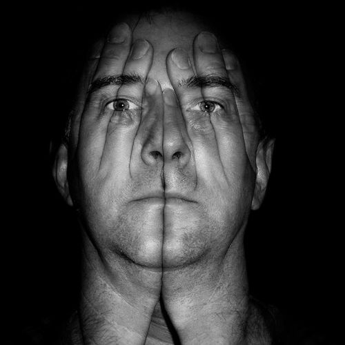 Better Look Twice Surrealism Surreal Surreal_manipulation Surrealist Facehand Handsface Blackandwhite Black & White