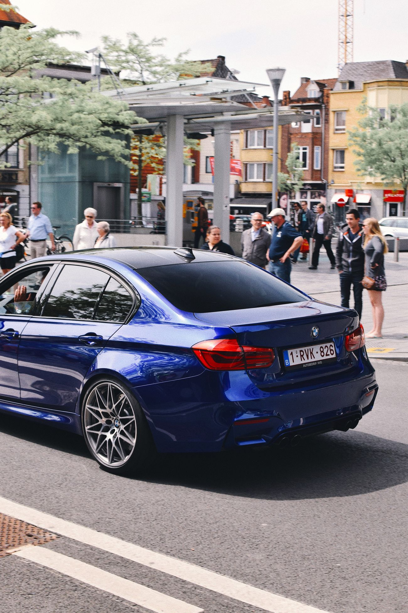 M3 Transportation Architecture Mode Of Transport Built Structure Land Vehicle Car (null)Street Building Exterior City Outdoors People Day Adult Adults Only Sportcar Horsepower Bmw M3