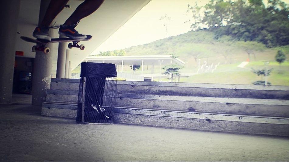 #ollie over TongSampah at Putrajaya Challenge Park