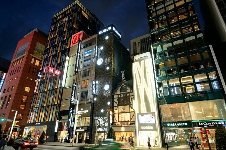 銀座 Nightphotography Fujifilm X-E2 Fujifilm_xseries Fujifilm Fujixe2 Xf10-24mm 夜景 Night View