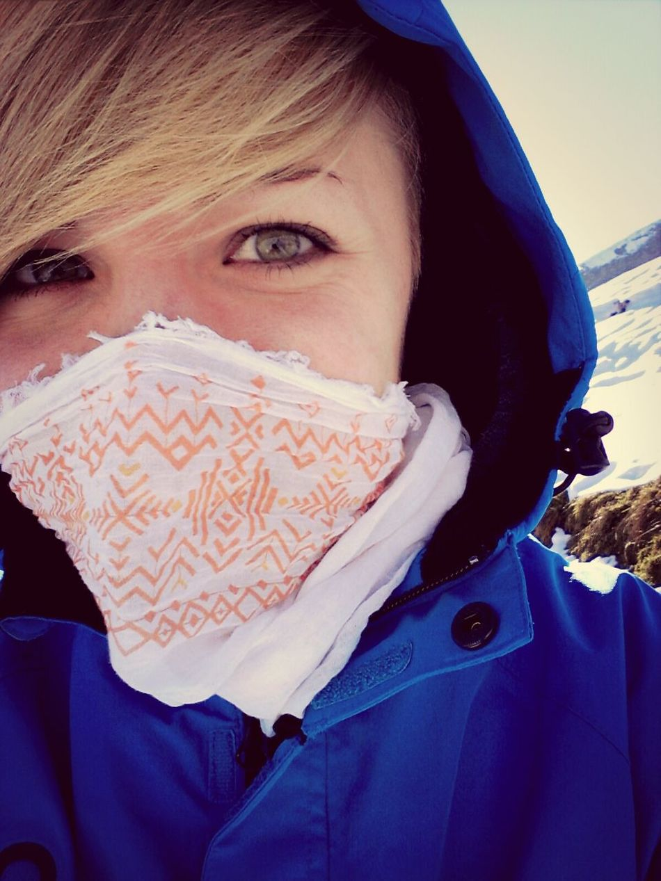 Schneewanderung oder so :D Fellhorn ♡