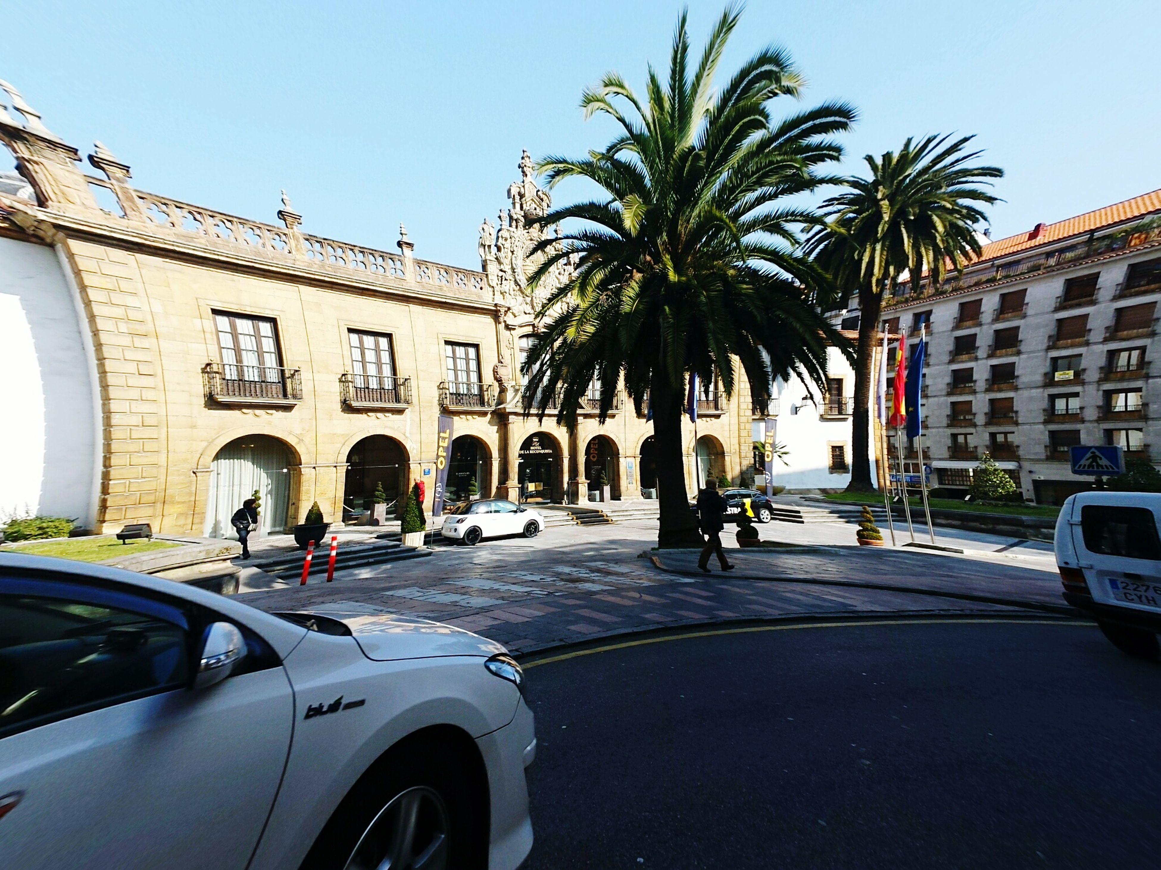 Rincones bonitos, ciudades con encantoHotelReconquista Oviedo