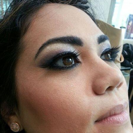 Alessandra Ysl Maccosmetics Makeupforever Eyesshadows shadows sephora Alessandra.